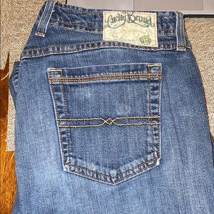 Lucky bootcut jeans- 29 L